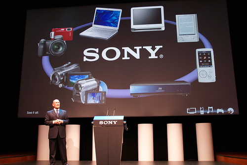sony case study Sony case study essay 695 words | 3 pages sony proved to be somewhat negligent during this time and maybe relied too heavily on the past loyalty of consumers to dig.